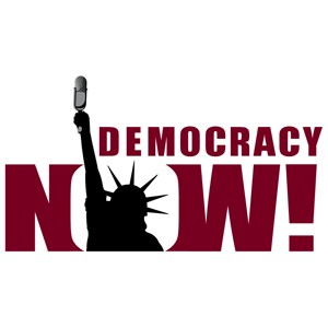 Democracy Now logo